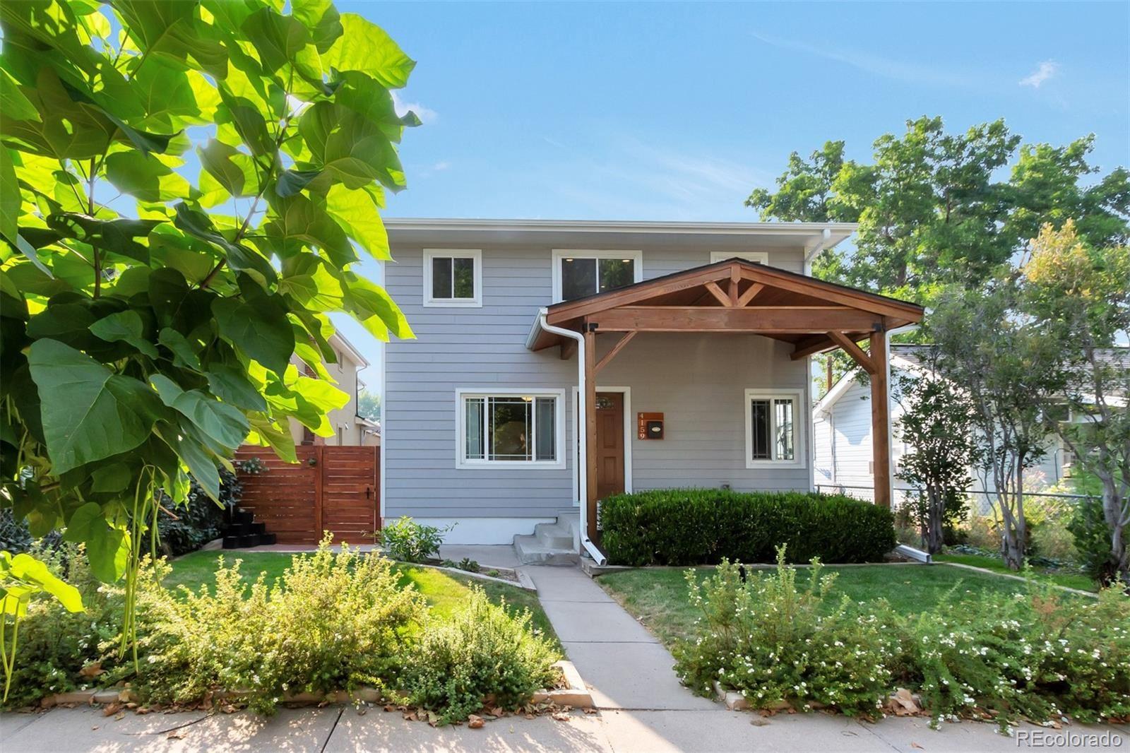 Photo of 4159 Zenobia Street, Denver, CO 80212 (MLS # 3970038)