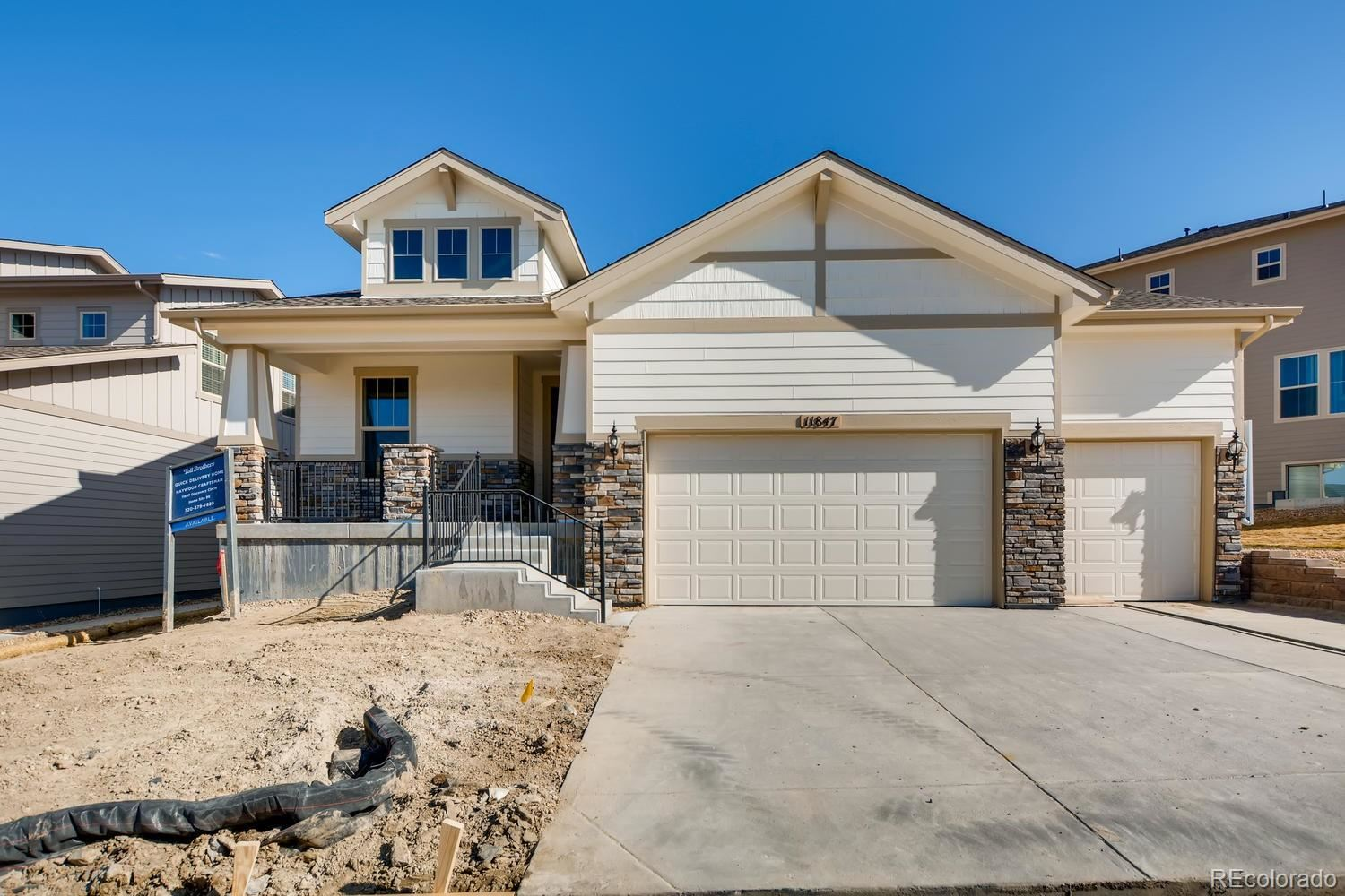 11847  Discovery Circle, Parker, CO 80138 - #: 4675038