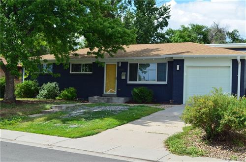 Photo of 8945 Cole Drive, Arvada, CO 80004 (MLS # 3409039)
