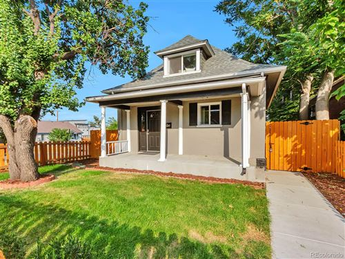 Photo of 4258 Lipan Street, Denver, CO 80211 (MLS # 5033039)