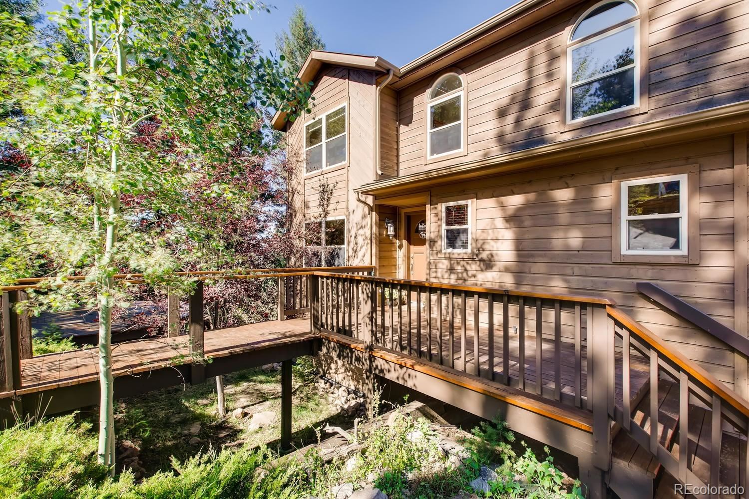9239 Fallen Rock Road, Conifer, CO 80433 - #: 4131041