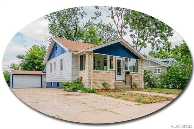 4546 Elm Court, Denver, CO 80211 - #: 3074043