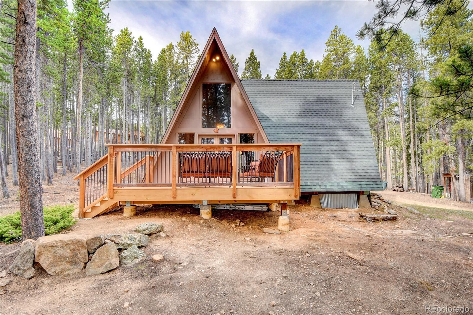104 Ski Road, Evergreen, CO 80439 - #: 6592046