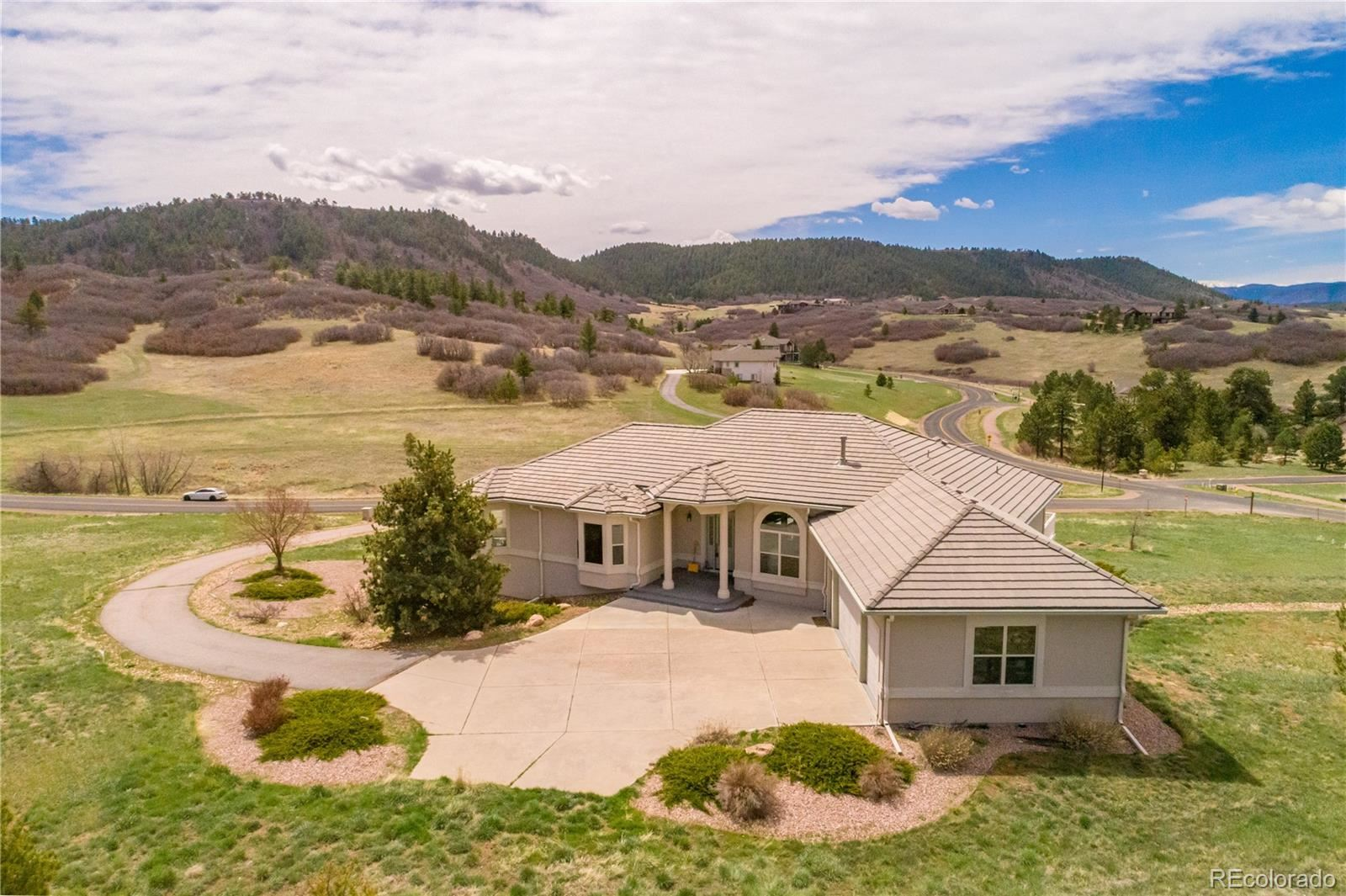 529  Summer Mist Circle, Castle Rock, CO 80104 - #: 3189047