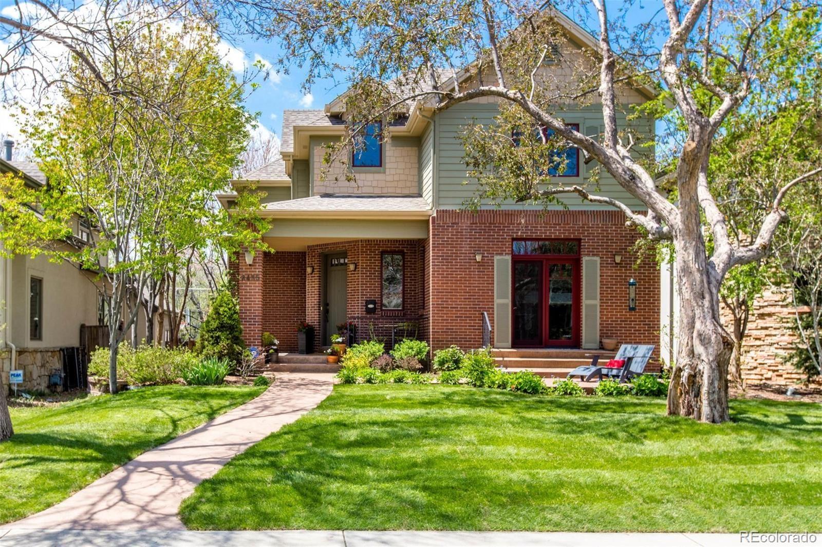 2435 S Cook Street, Denver, CO 80210 - #: 3706048