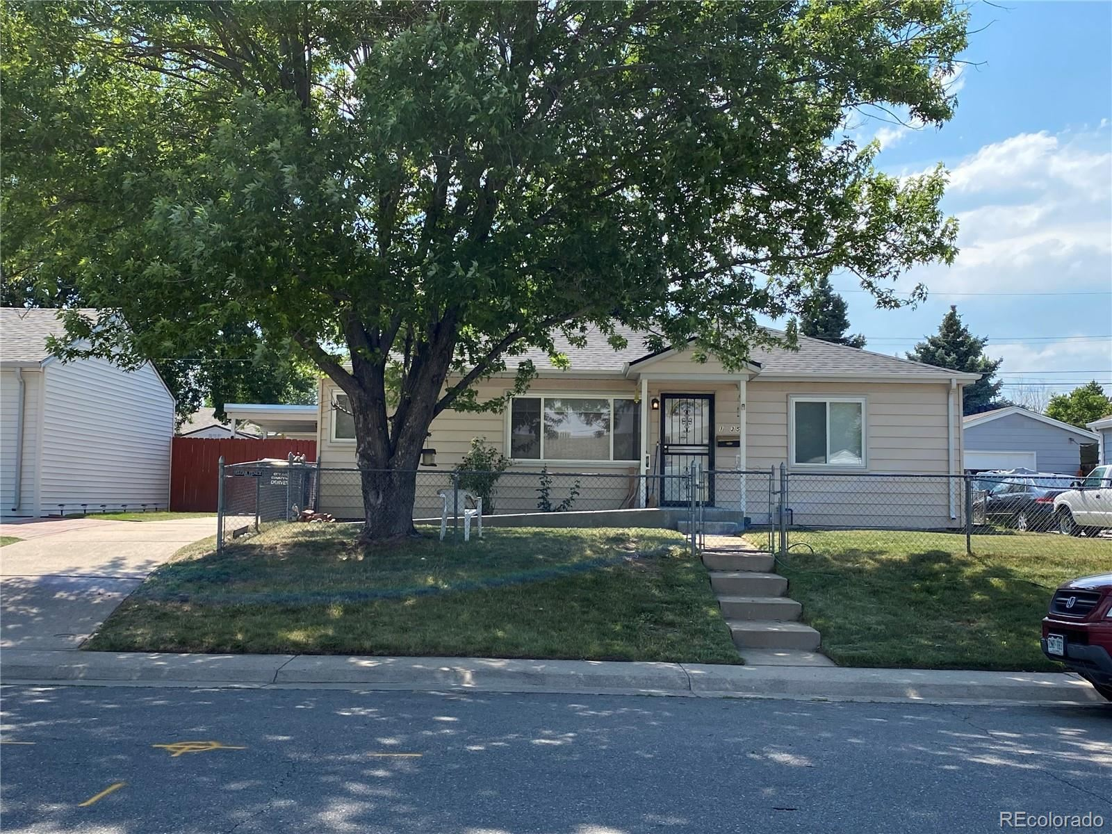 1435 S Utica Street, Denver, CO 80219 - #: 8832048
