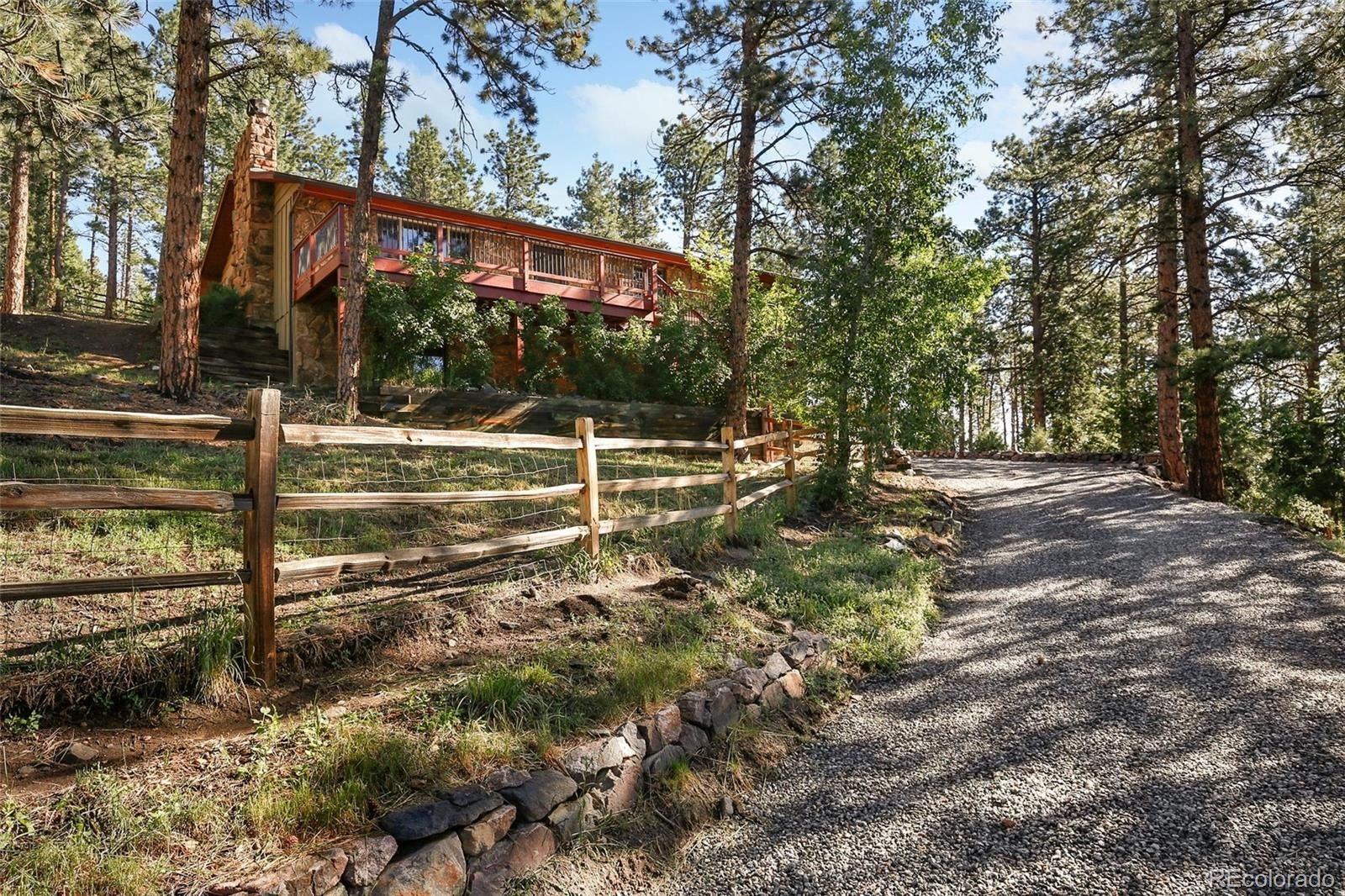 30315 Lone Spruce Road, Evergreen, CO 80439 - #: 8844048