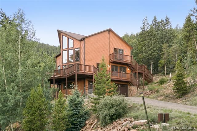 10478 Christopher Drive, Conifer, CO 80433 - #: 8355049