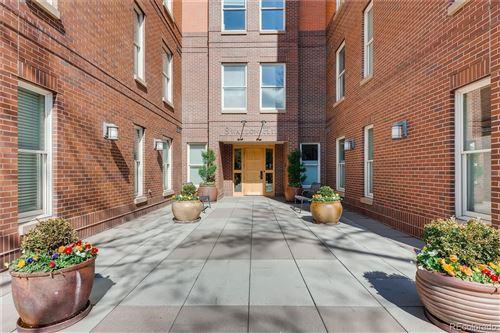 Photo of 1630 Clarkson Street #320, Denver, CO 80218 (MLS # 9028050)