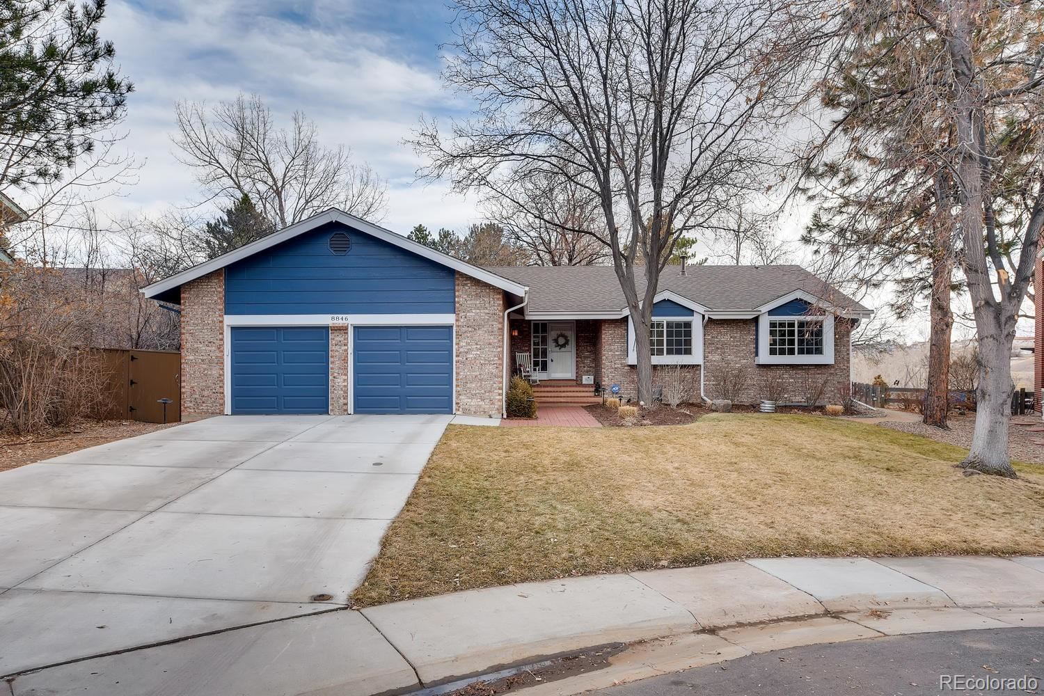 8846 S Briarview Lane, Highlands Ranch, CO 80126 - #: 1875051