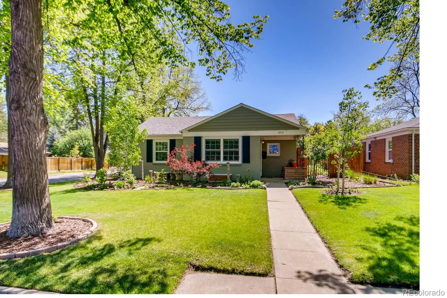 860  Magnolia Street, Denver, CO 80220 - #: 1924051