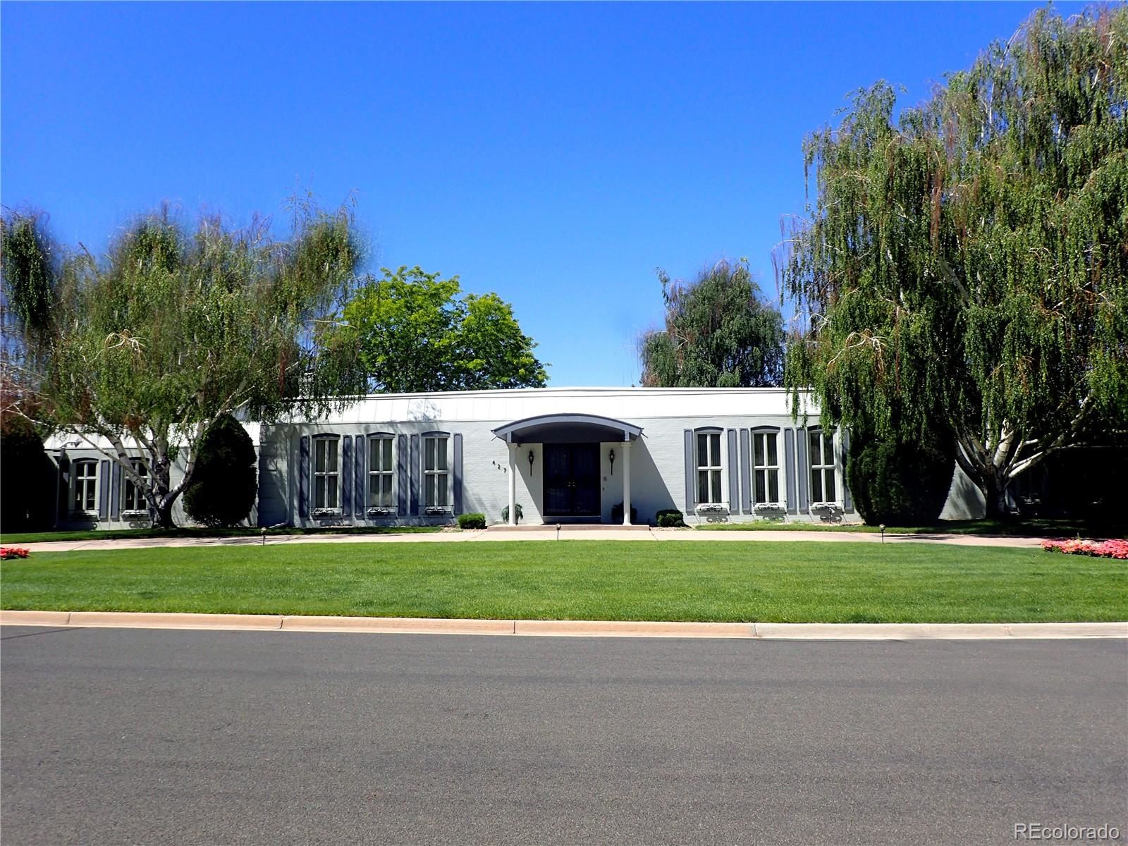 4275 S Forest Court, Cherry Hills Village, CO 80113 - MLS#: 4514051