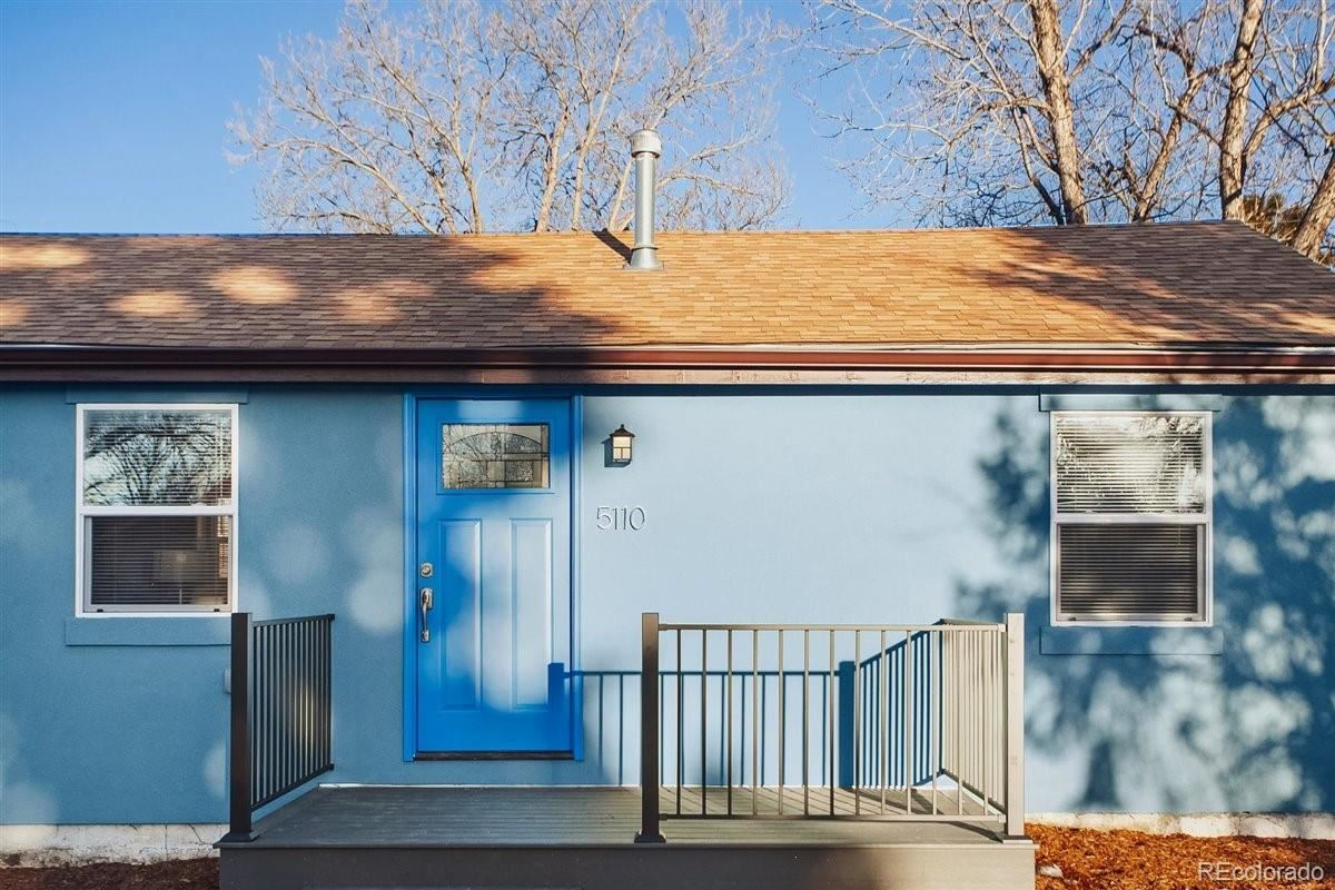 Photo of 5110 Osceola Street, Denver, CO 80212 (MLS # 3483052)