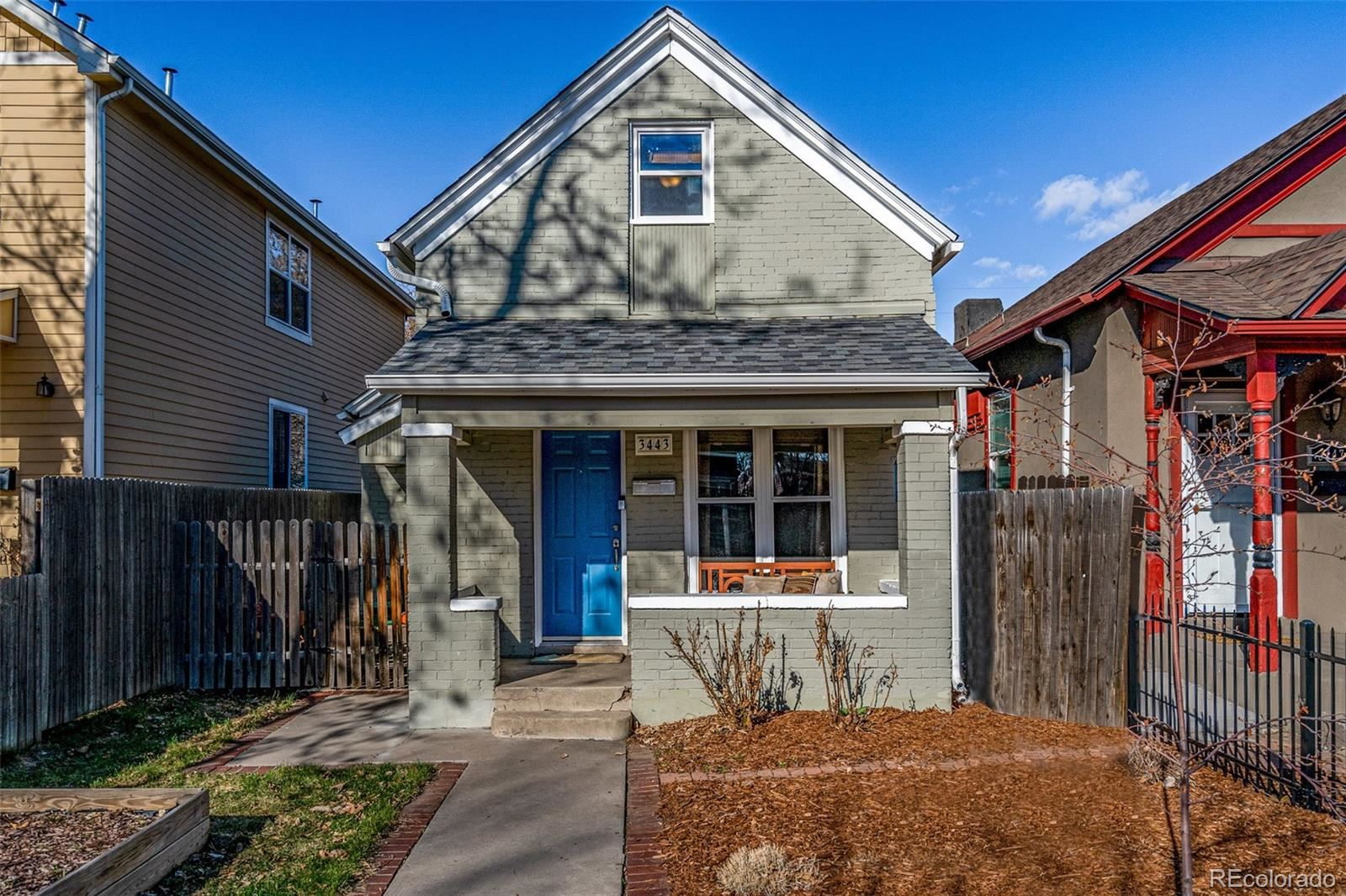 3443 N Humboldt Street, Denver, CO 80205 - #: 6762053
