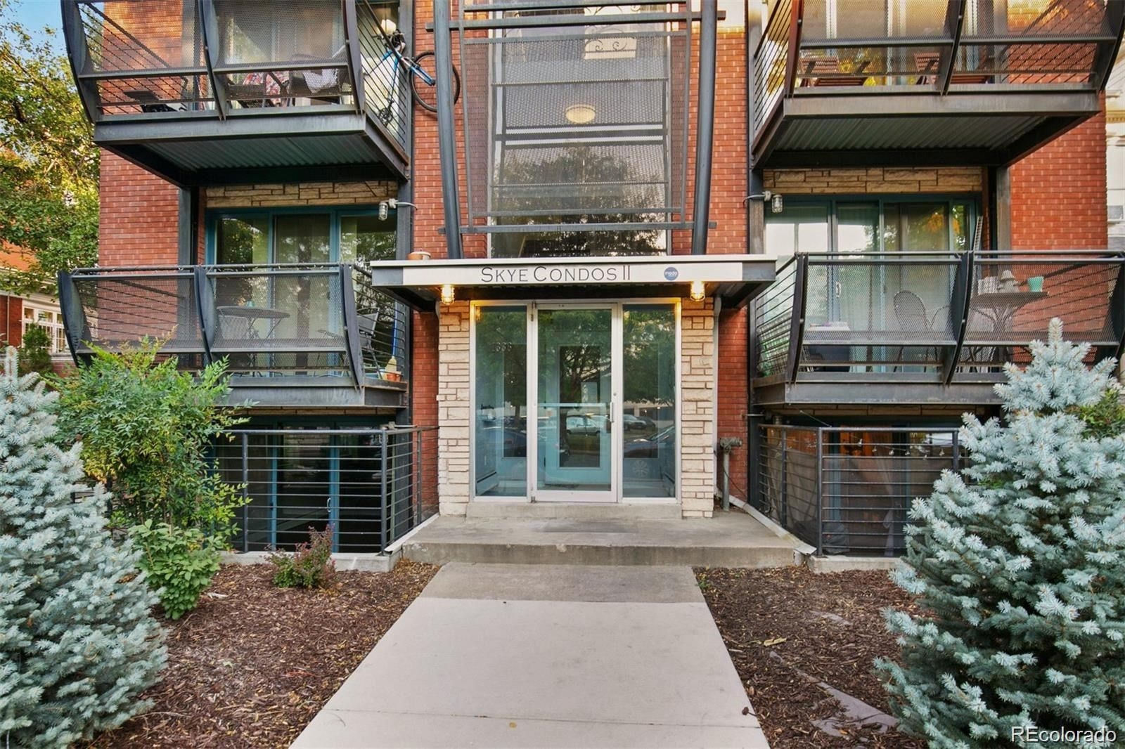 Photo of 1336 N Logan Street #101, Denver, CO 80203 (MLS # 7394053)