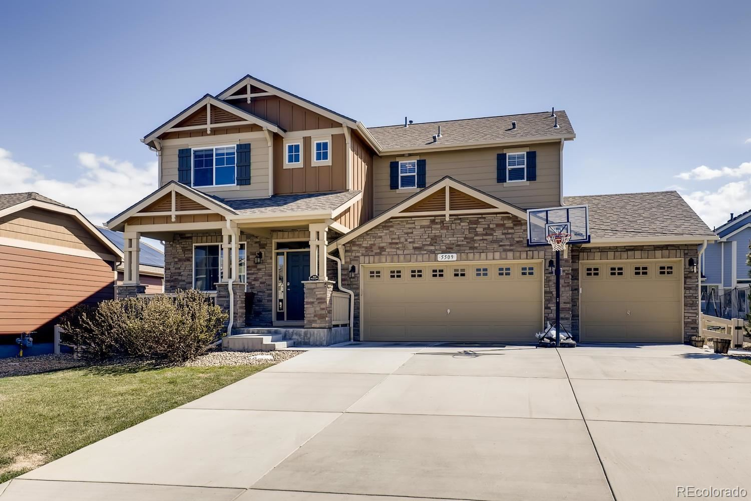5509 Palomino Way, Frederick, CO 80504 - MLS#: 6367054