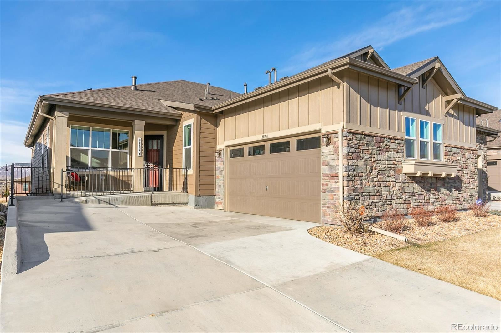 16530 W 86th Place  A #A, Arvada, CO 80007 - #: 2007056