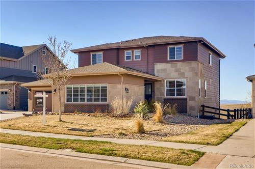 Photo of 1329 Catalpa Place, Erie, CO 80516 (MLS # 3198057)