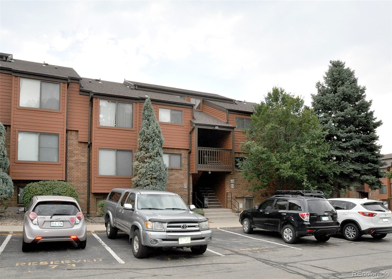 443 Wright Street #208, Lakewood, CO 80228 - #: 4126057
