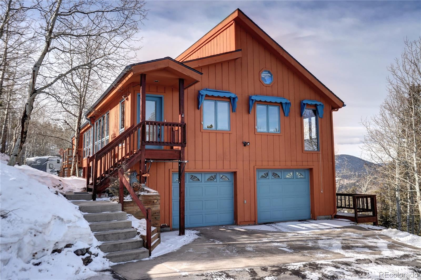 10111  City View Drive, Morrison, CO 80465 - #: 2836059