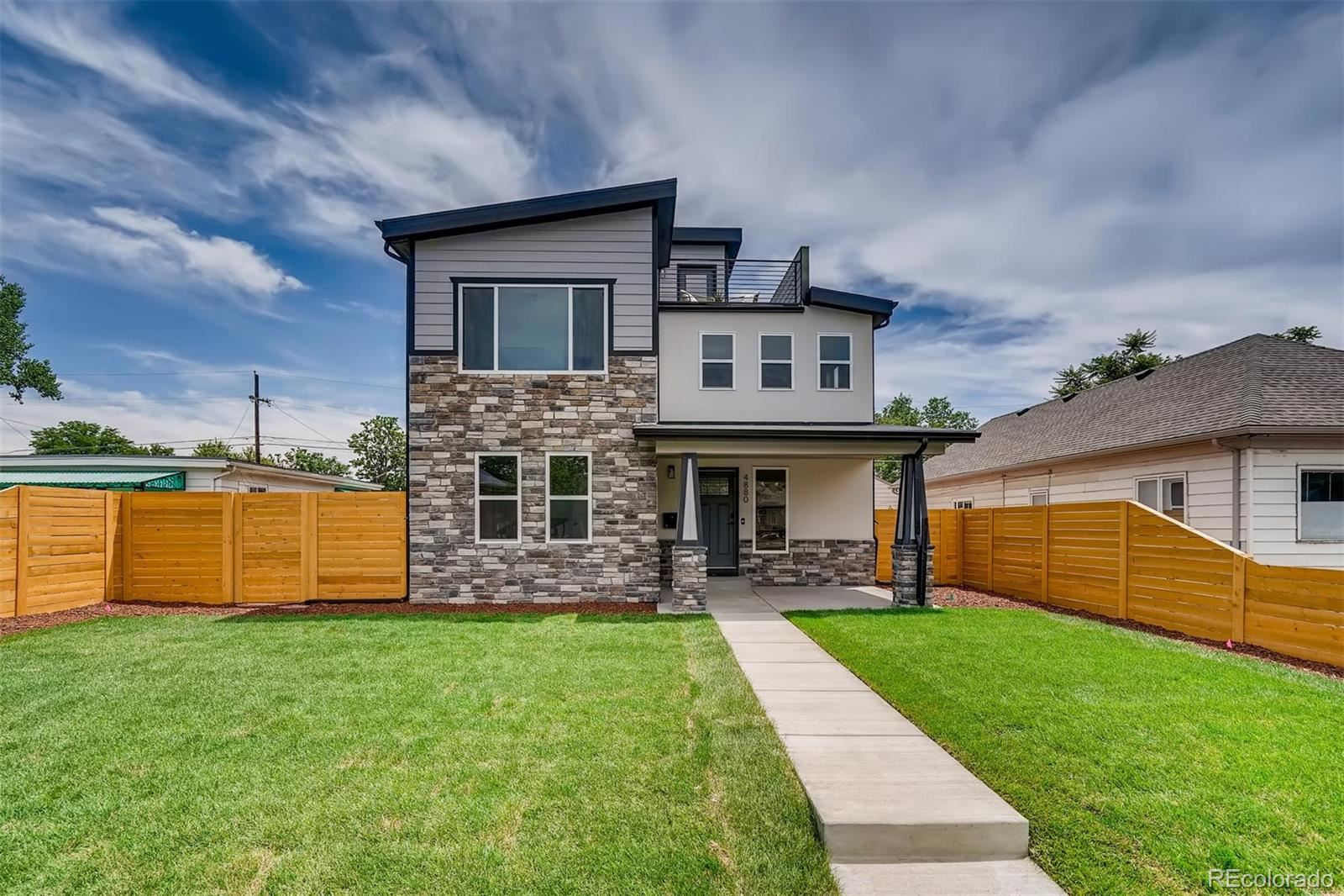 4880 N Hooker Street, Denver, CO 80221 - #: 7587059