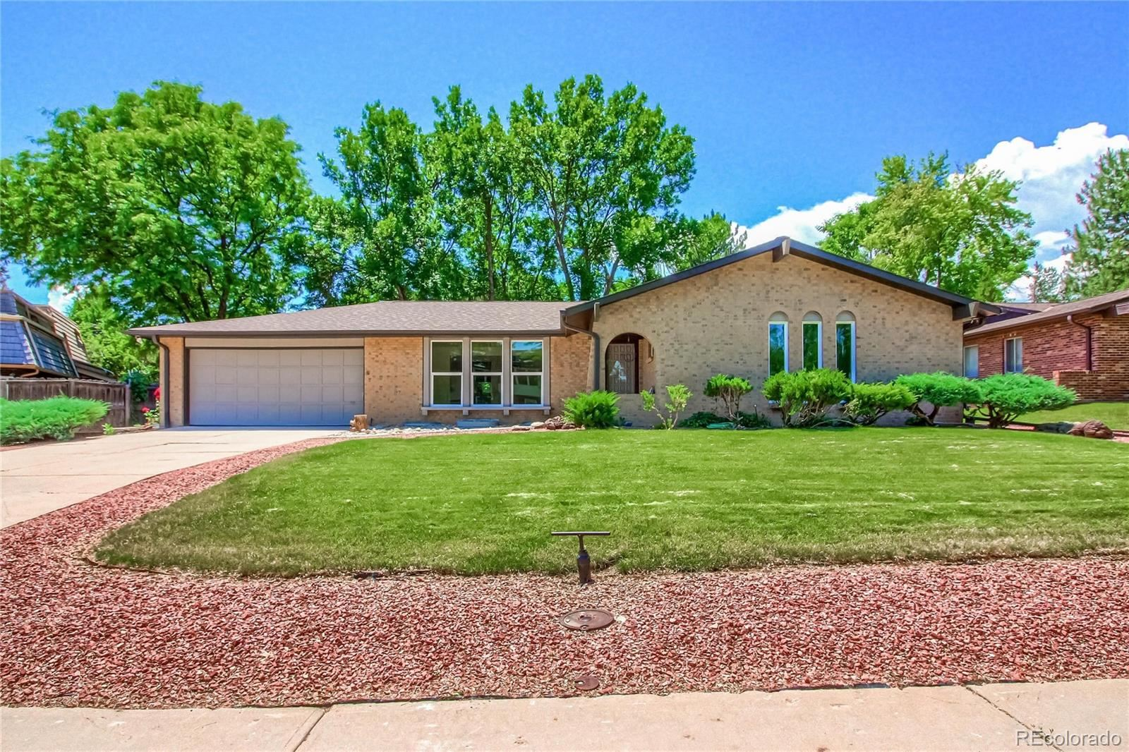 6636 W Glasgow Avenue, Littleton, CO 80128 - #: 2113060