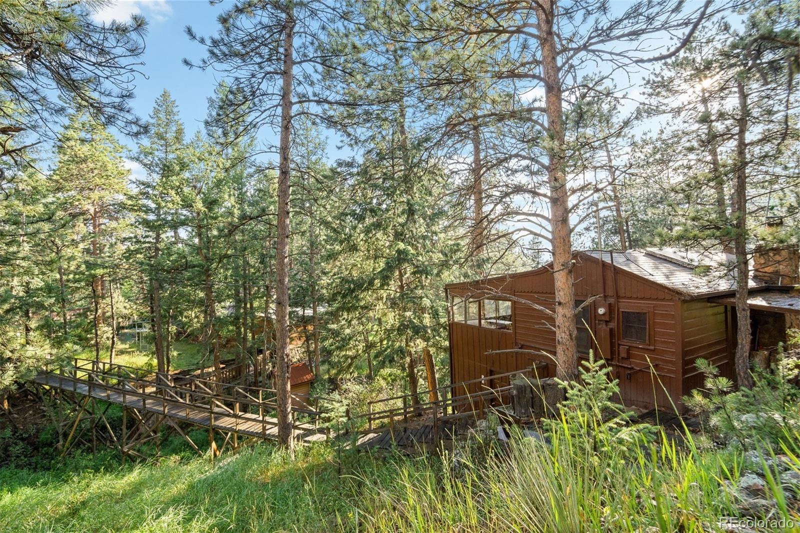 27415  Mountain Park Road, Evergreen, CO 80439 - #: 4088060