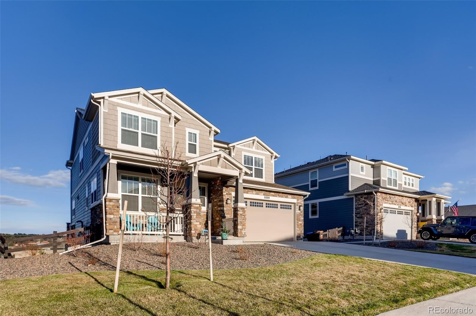 8880 S Duquesne Court, Aurora, CO 80016 - #: 8461060