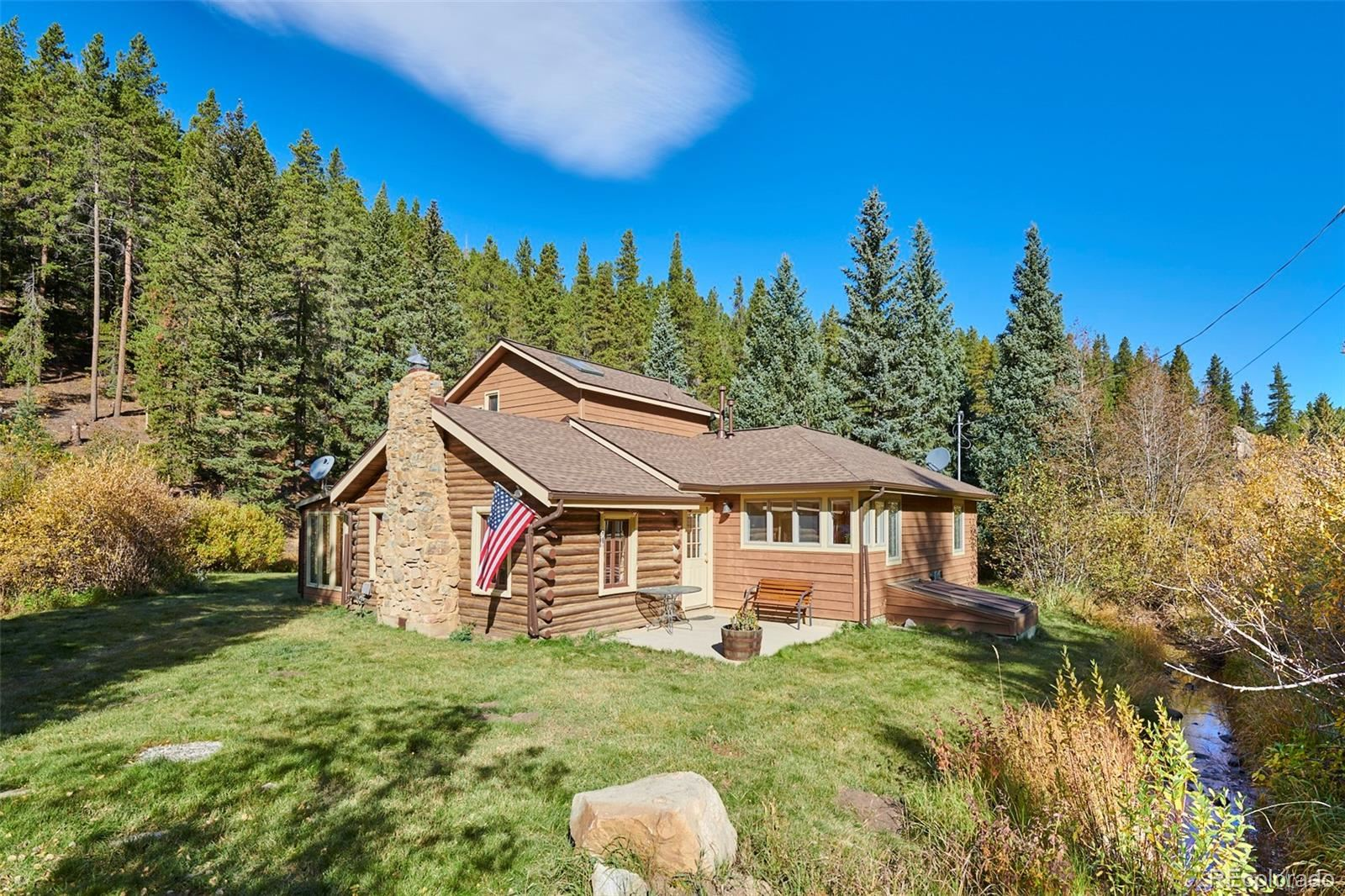 2919 S Beaver Creek Road, Black Hawk, CO 80422 - #: 1650061