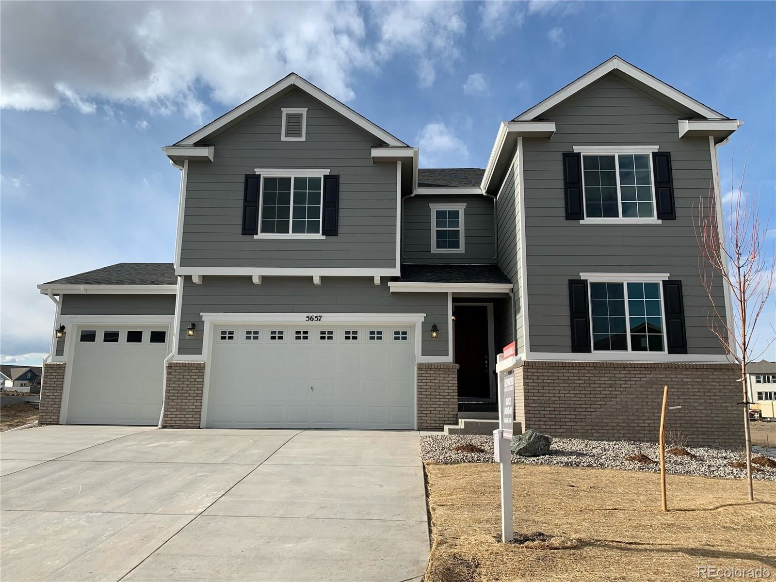 5657 Pinto Valley Street, Parker, CO 80134 - MLS#: 7090061