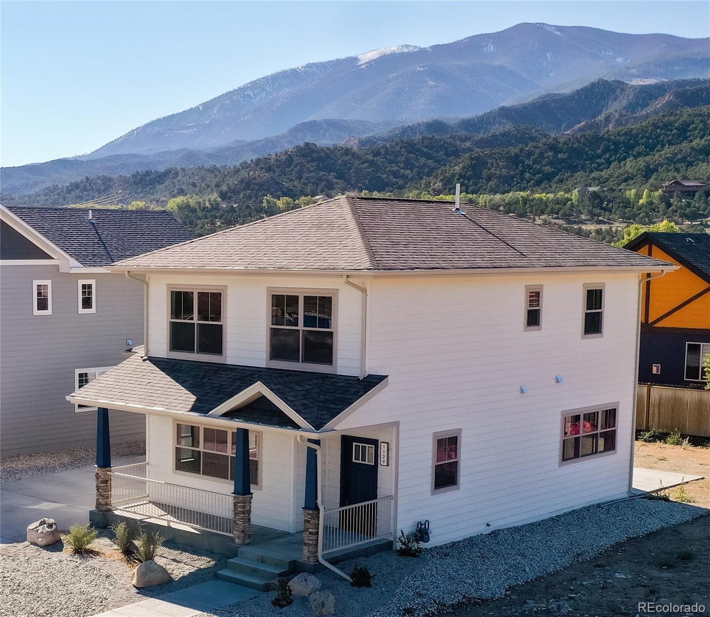 1129 E Poncha Avenue, Poncha Springs, CO 81242 - MLS#: 8828061