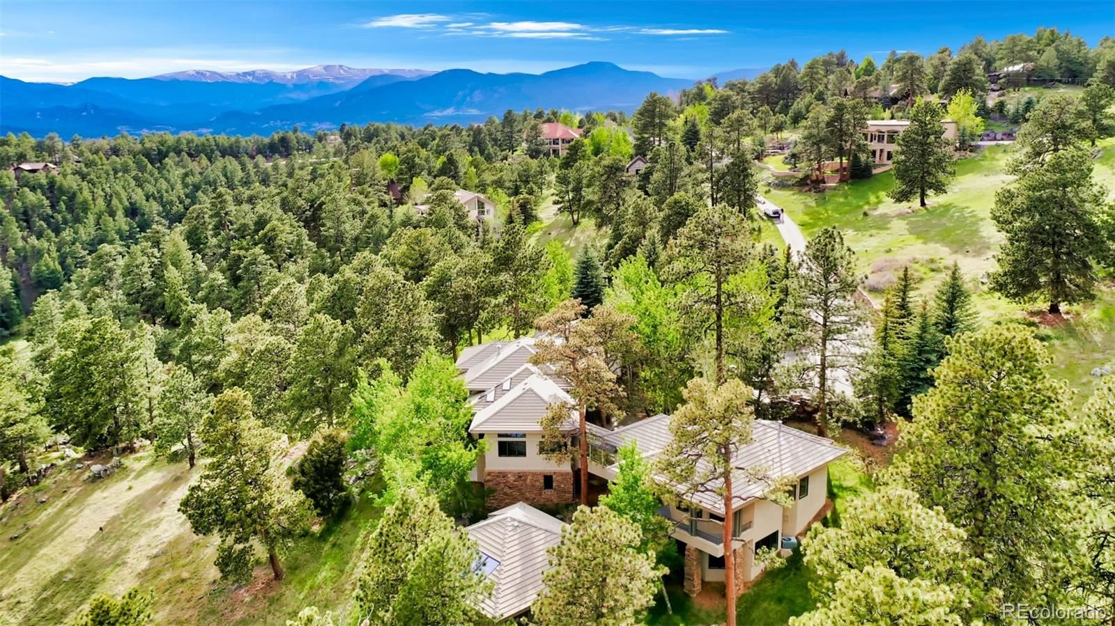 1642  Montane Drive, Golden, CO 80401 - #: 9813062