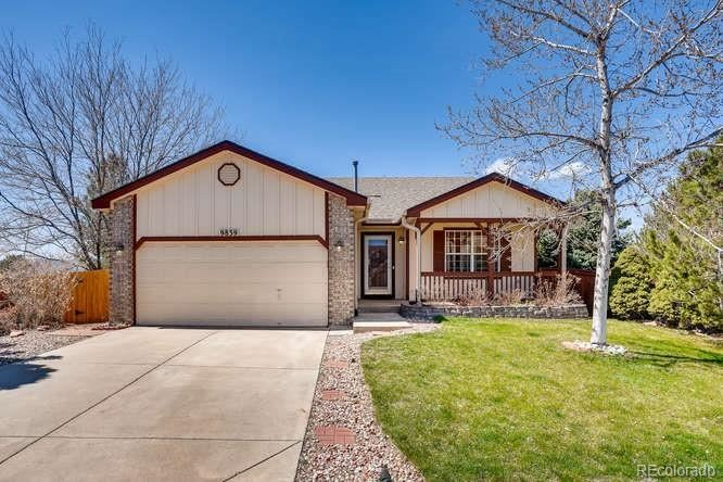 9839  Bucknell Court, Highlands Ranch, CO 80129 - #: 1633065