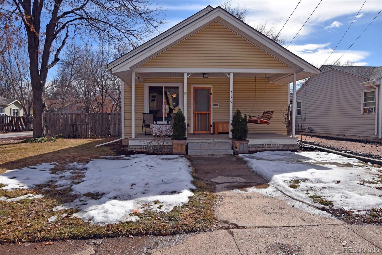 640 W 10th Street, Loveland, CO 80537 - MLS#: 5336067