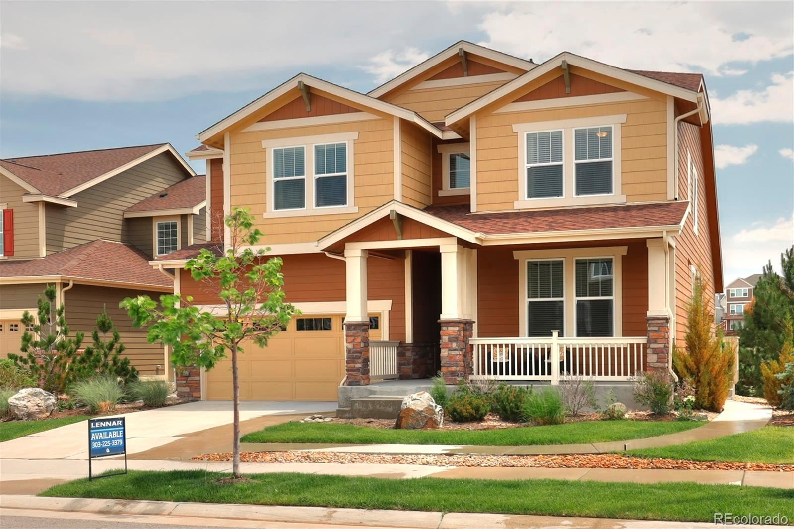 9981  Isle Circle, Parker, CO 80134 - #: 6904069