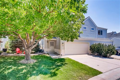 Photo of 527 High Point Drive, Golden, CO 80403 (MLS # 3742071)