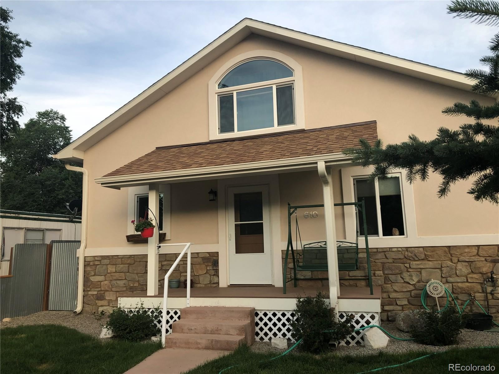 610 Vine Street, Salida, CO 81201 - #: 4136072