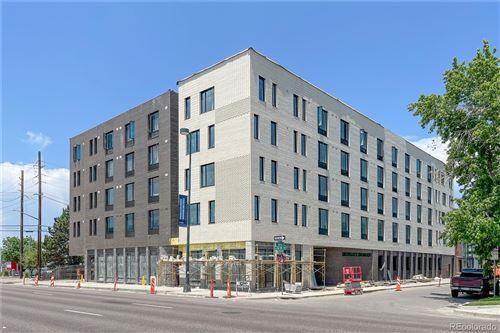 Photo of 603 Inca Street #404, Denver, CO 80204 (MLS # 2453073)