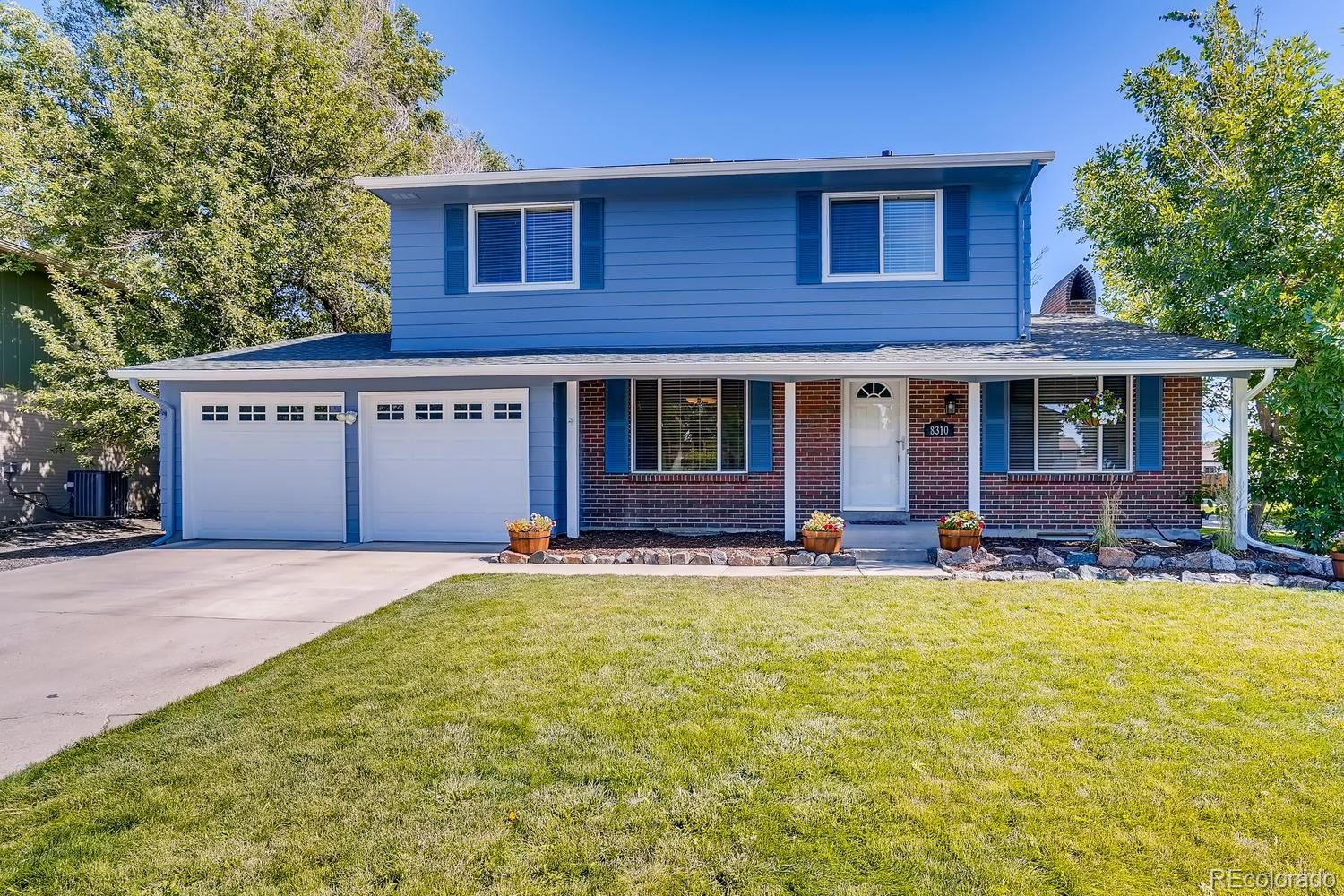 8310 Chase Drive, Arvada, CO 80003 - #: 7748073