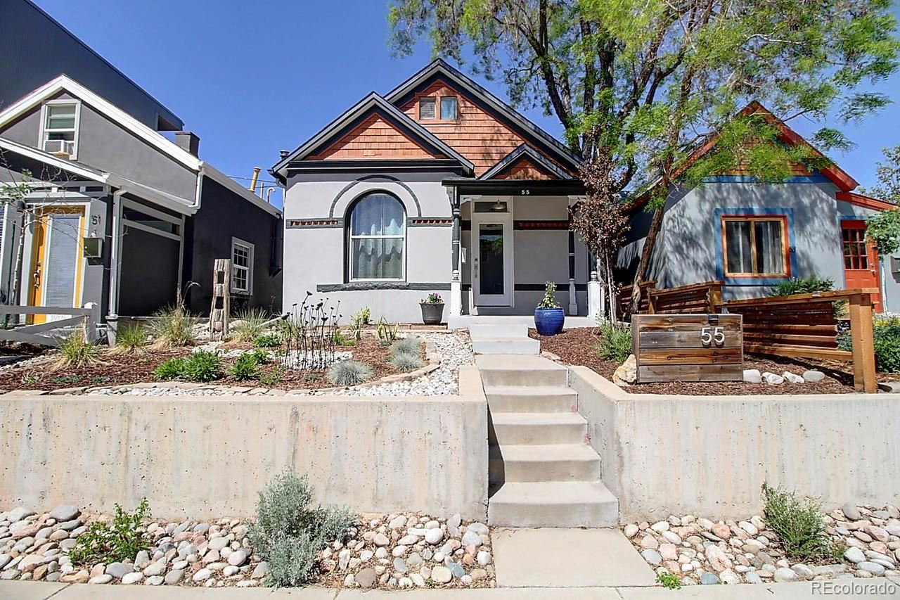 55  Galapago Street, Denver, CO 80223 - #: 3267074