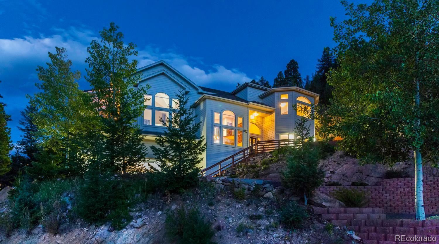 6798 Berry Bush Lane, Evergreen, CO 80439 - #: 8274075
