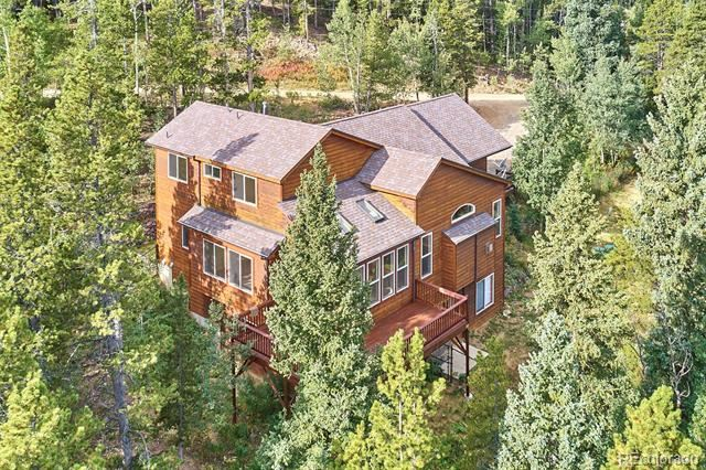 160  Sierra Timber Road, Black Hawk, CO 80422 - #: 5410076