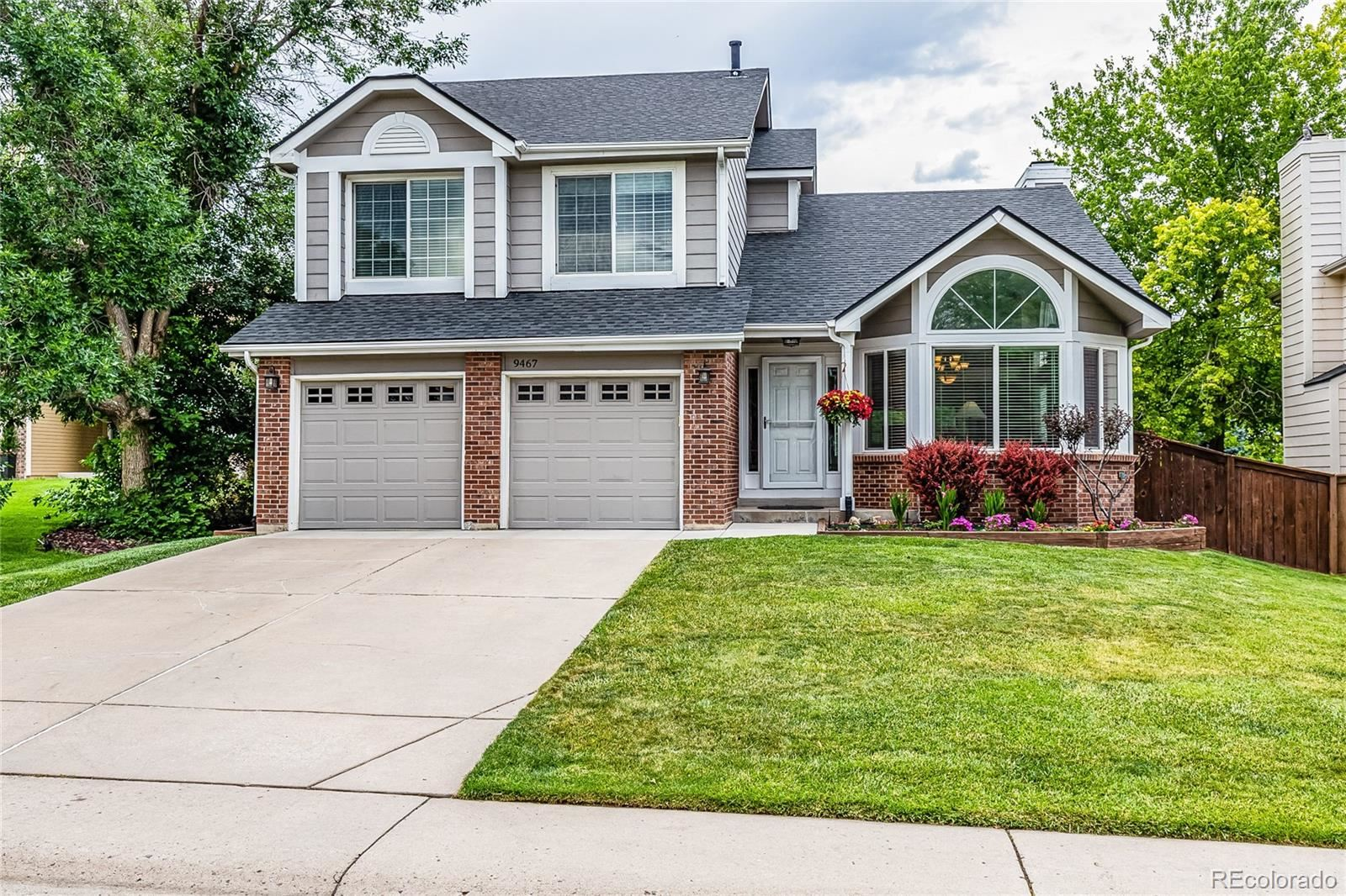 9467 Hibiscus Drive, Highlands Ranch, CO 80126 - #: 7523076