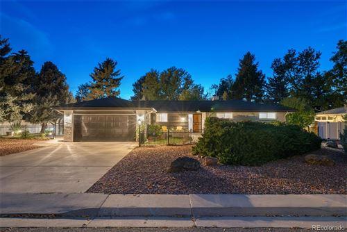 Photo of 6181 S Southwood Drive, Centennial, CO 80121 (MLS # 8041077)