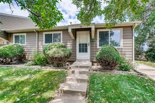 Photo of 5721 W 92nd Avenue #88, Westminster, CO 80031 (MLS # 4032078)