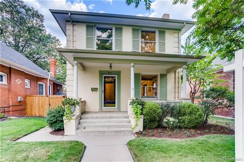 Photo of 318 S Corona Street, Denver, CO 80209 (MLS # 4213079)