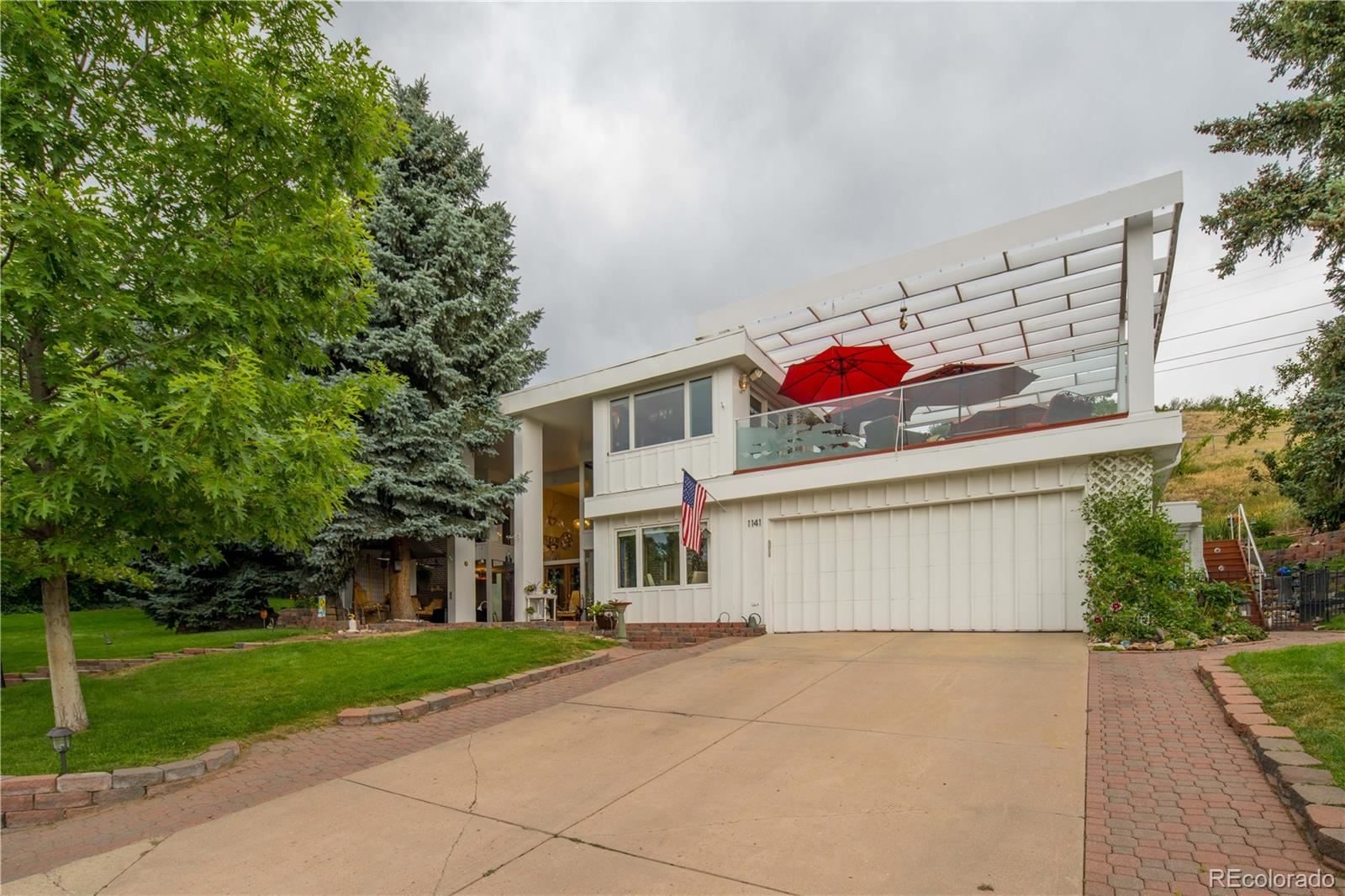 1141 S Foothill Drive, Lakewood, CO 80228 - #: 4748082