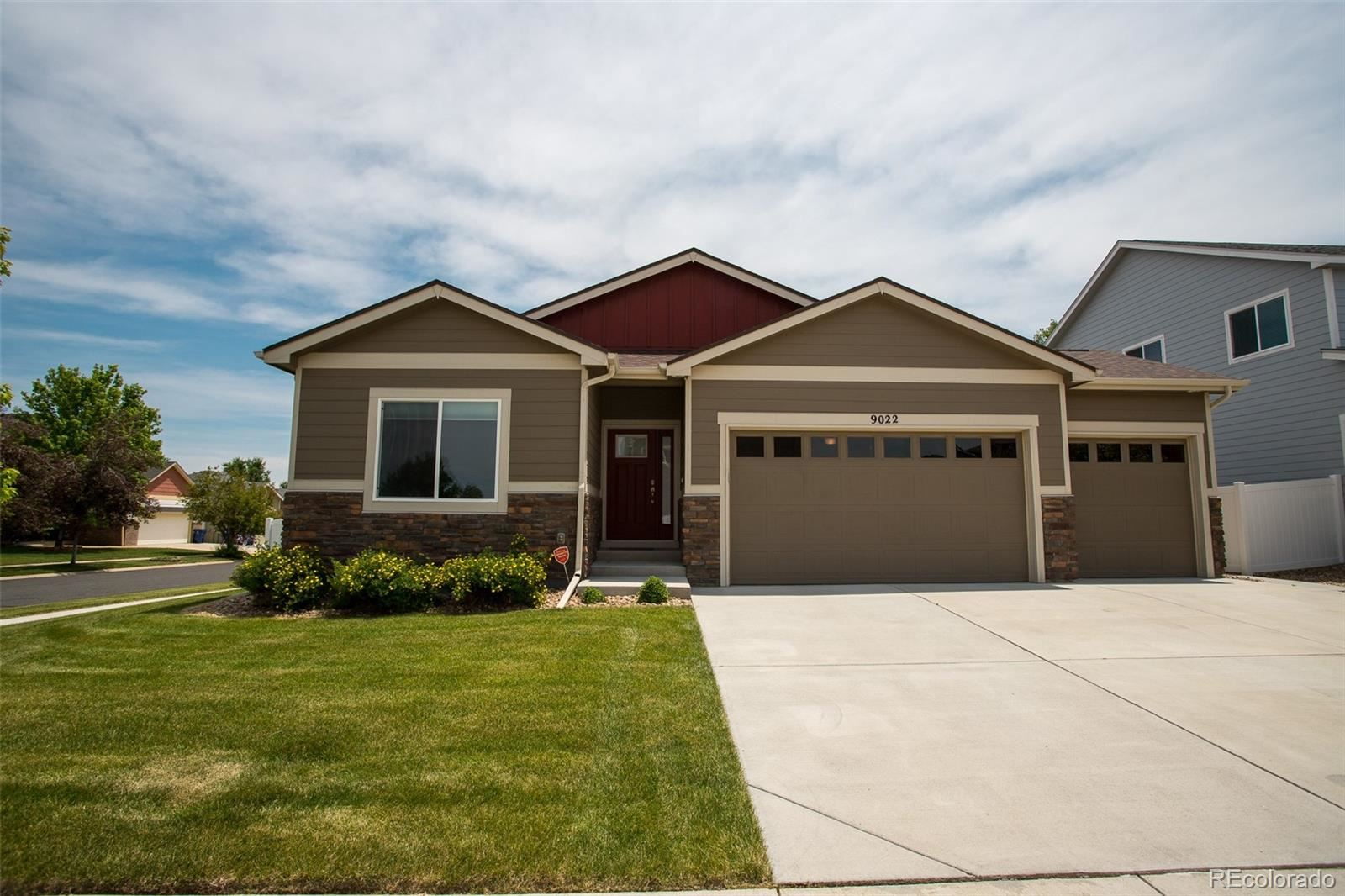 9022 Glen Canyon Drive, Frederick, CO 80504 - #: 9128082
