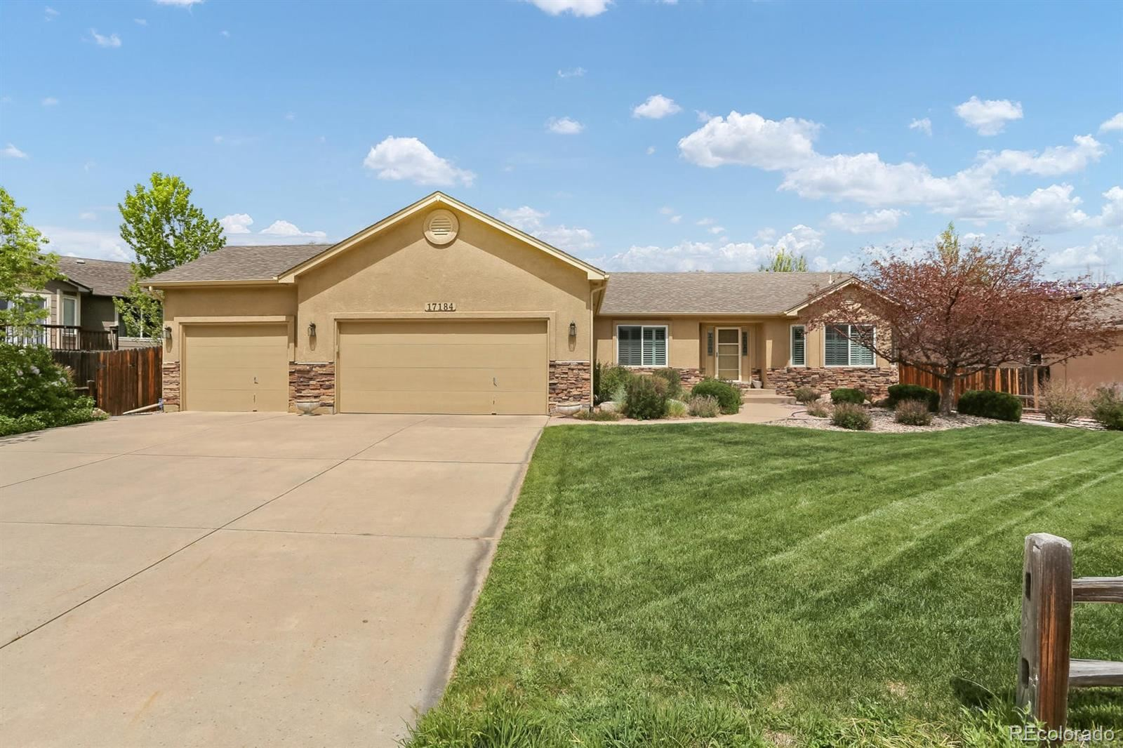 17184  Buffalo Valley Path, Monument, CO 80132 - #: 7207084