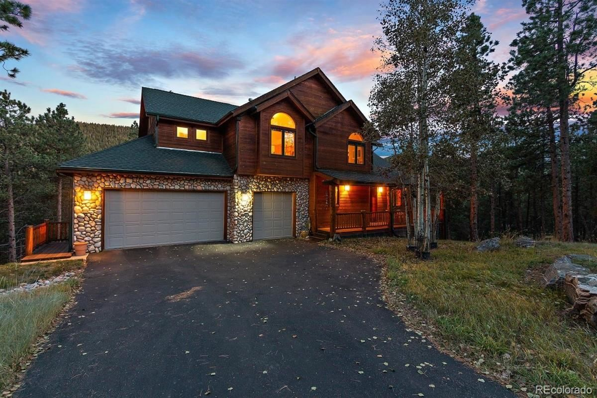 7322  Brook Trout Trail, Evergreen, CO 80439 - #: 6046086